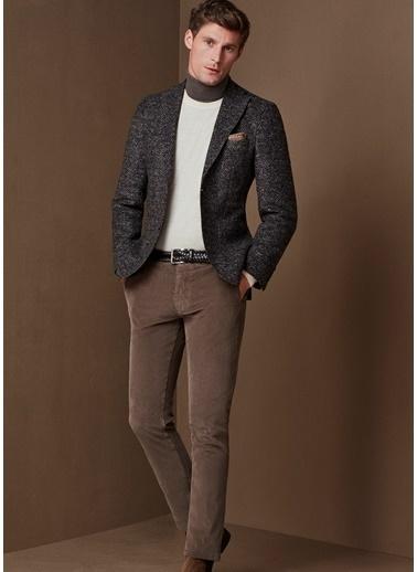 Beymen Collection Pantolon Vizon